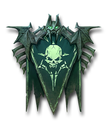 Undead Hordes Faction Banner