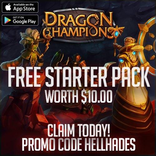 dragon champions advert