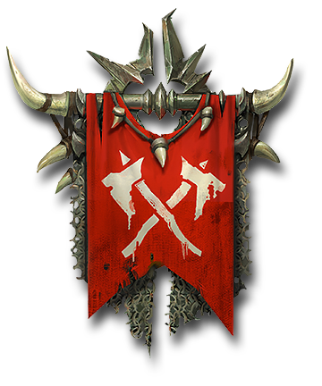 Orcs Faction Banner