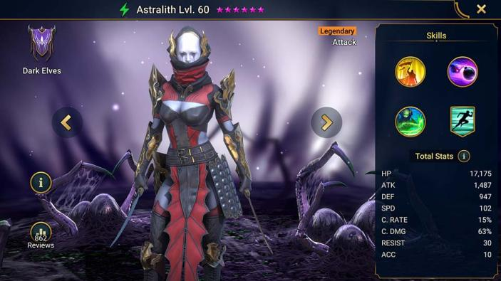 Astralith