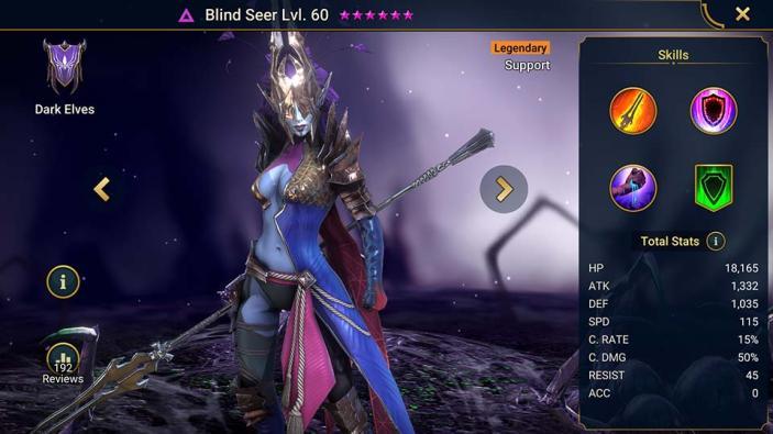 Blind Seer