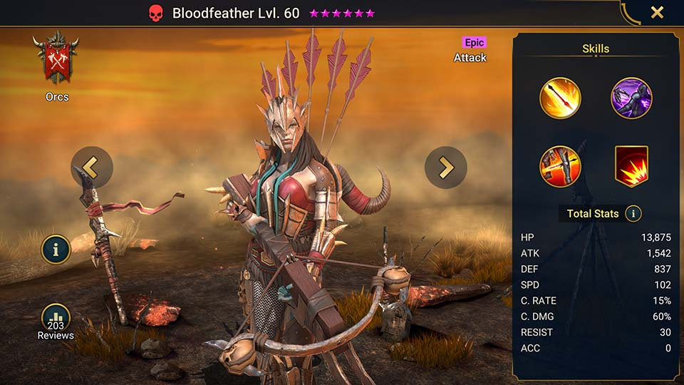bloodfeather