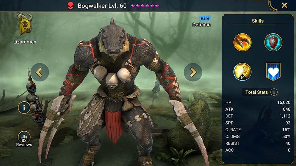 bogwalker