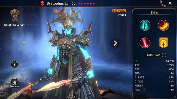 Bystophus