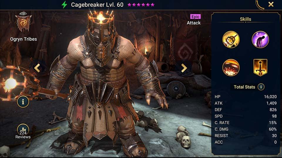 cagebreaker