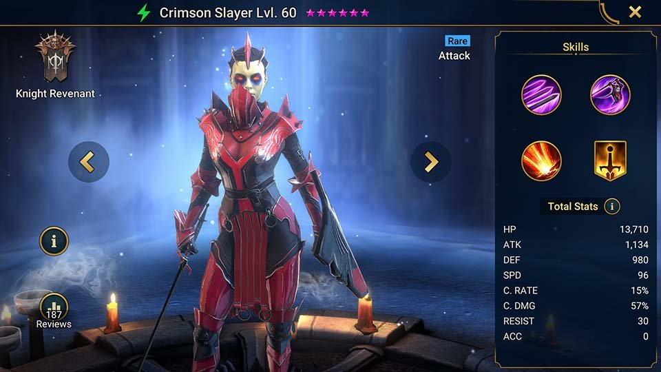 crimson slayer
