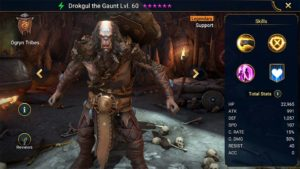 Drokgul the Gaunt