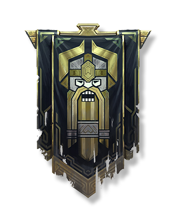 dwarves faction banner