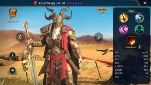 Elder Skarg