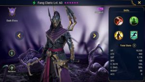 fang cleric