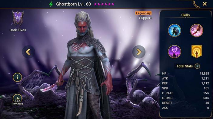 Ghostborn