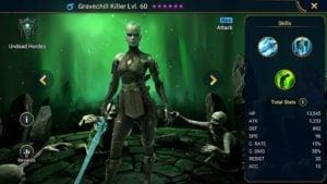 gravechill killer
