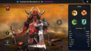 Grohak the Bloodied