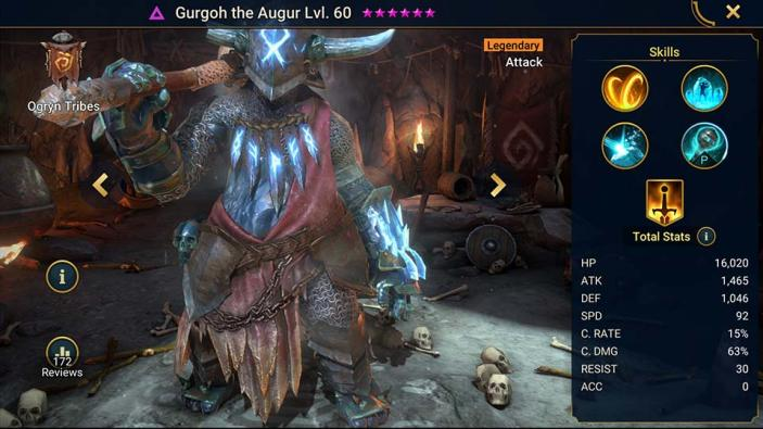 Gurgoh the Augur