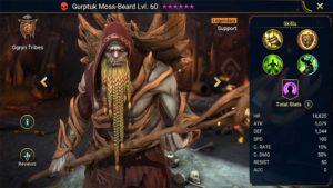 Gurptuk Moss-Beard