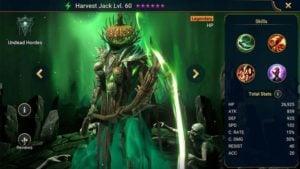 Harvest Jack