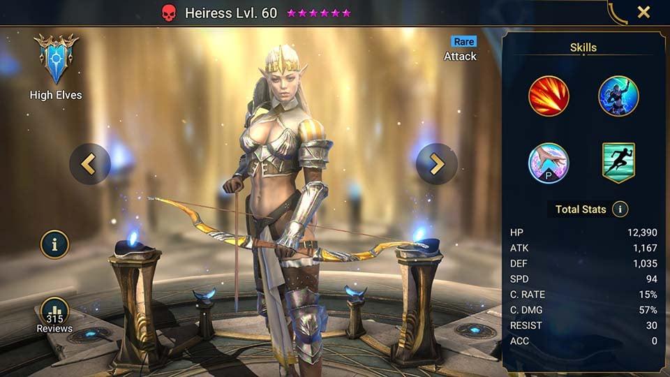 heiress