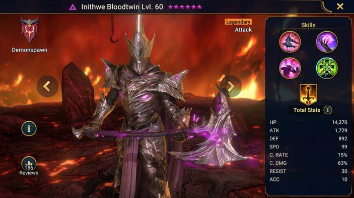 Inithwe Bloodtwin