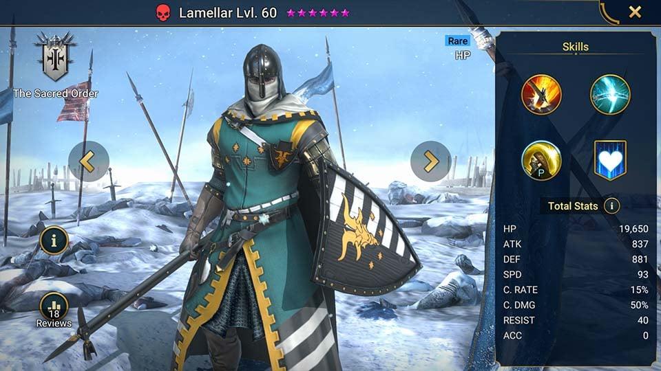 Lamellar