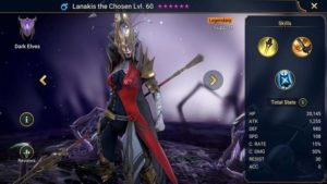 Lanakis the Chosen