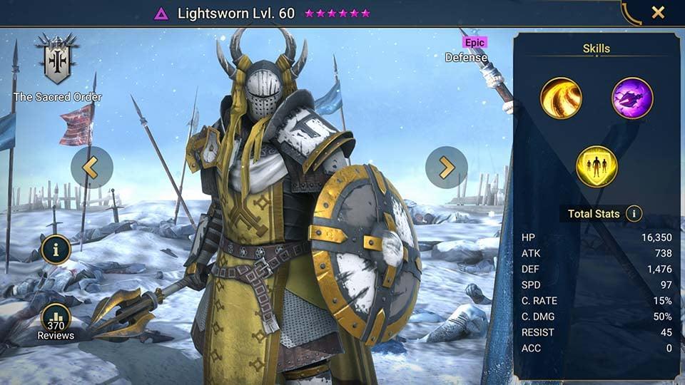 lightsworn
