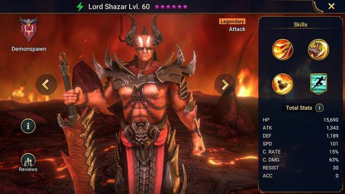 Lord Shazar