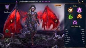 Lydia the Deathsiren