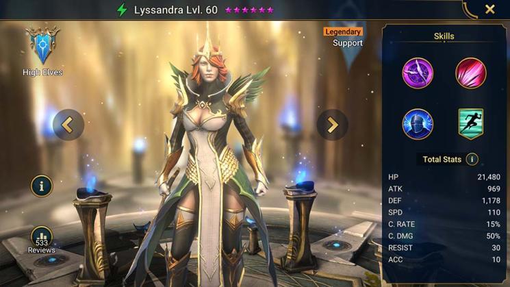 Lyssandra