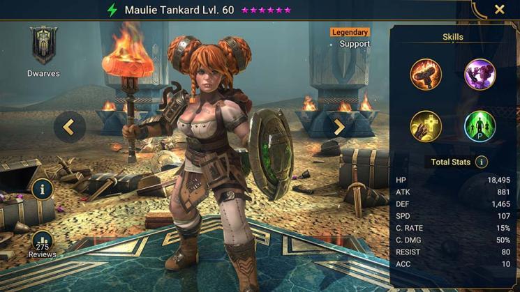 Maulie Tankard