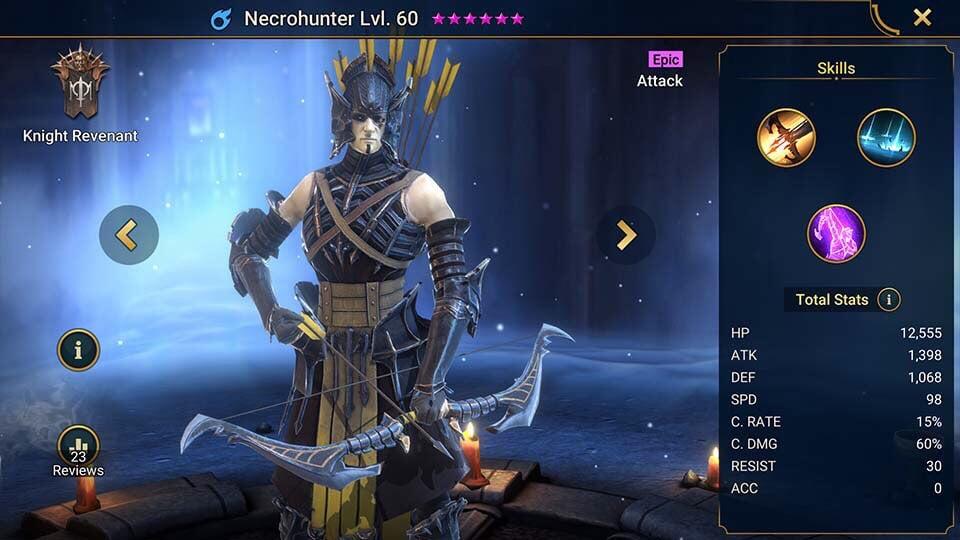 necrohunter