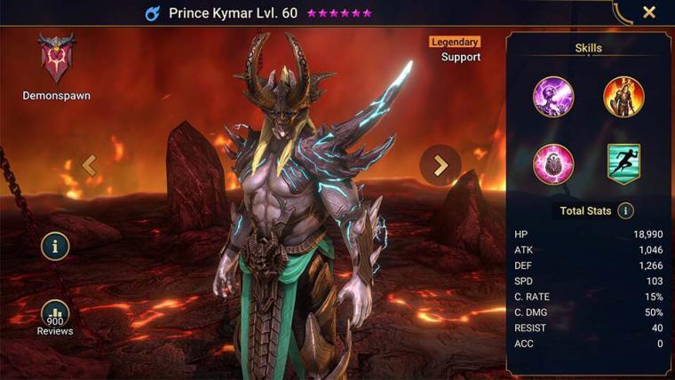 Prince Kymar