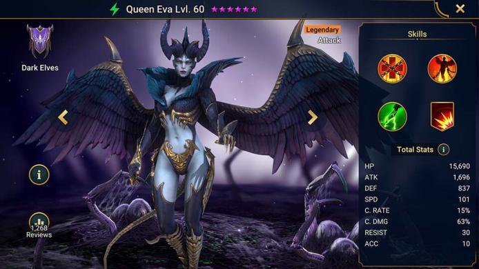 Queen Eva