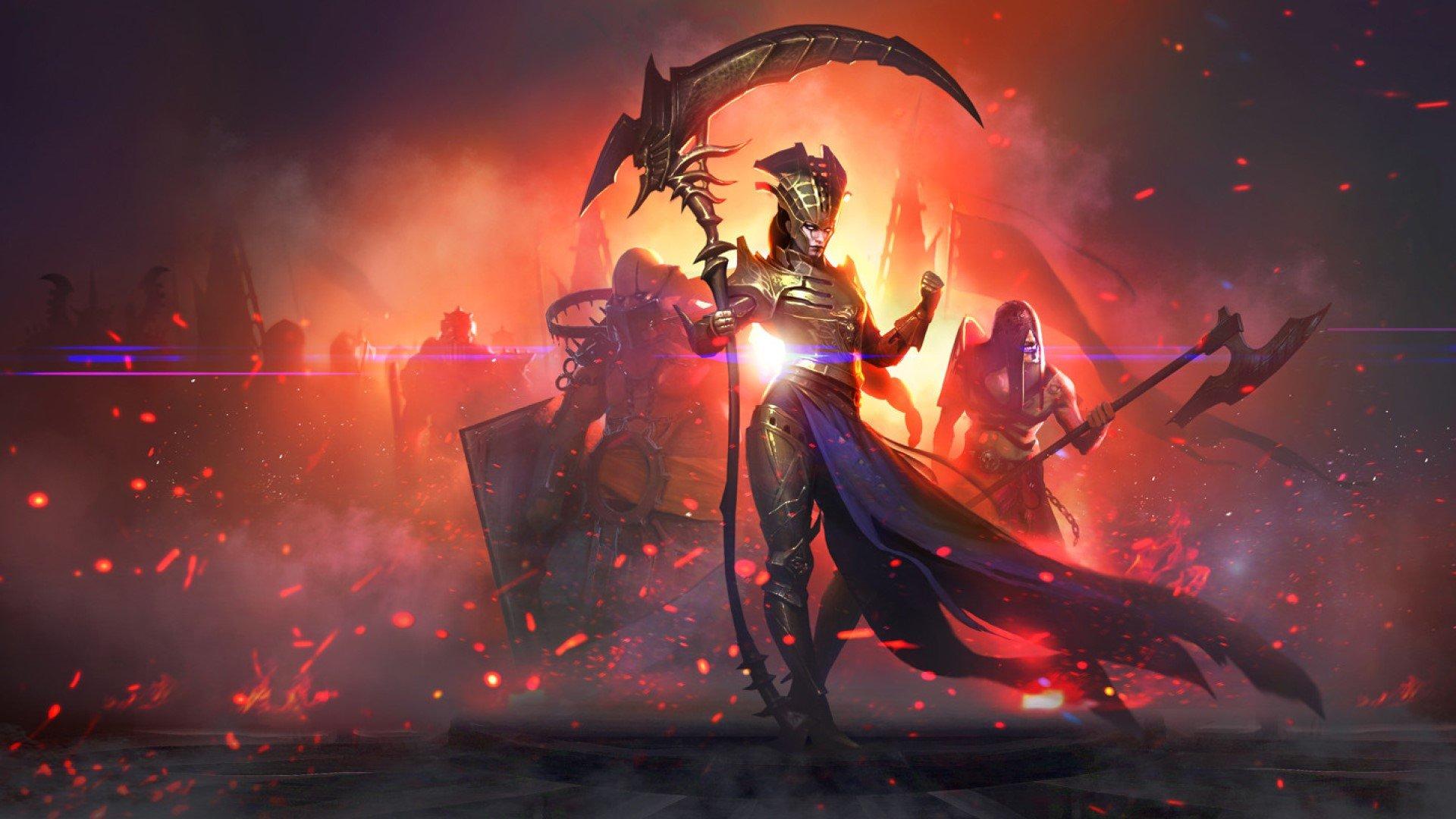 raid shadow legends champions