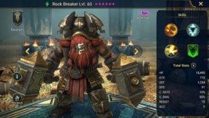 rock breaker