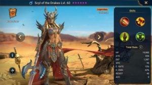 Scyl of the Drakes