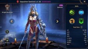 Sepulcher Sentinel