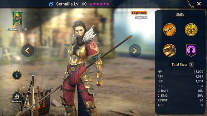 Sethallia