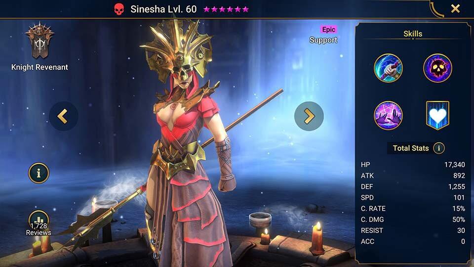 Sinesha