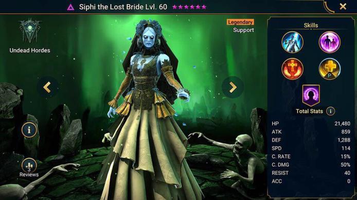 Siphi the lost bride