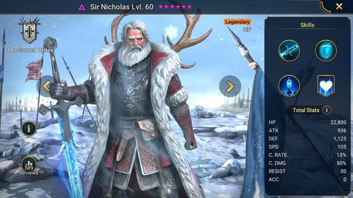 Sir Nicholas