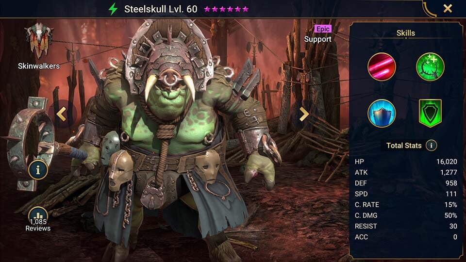 Steelskull