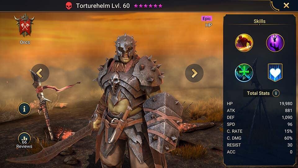 torturehelm