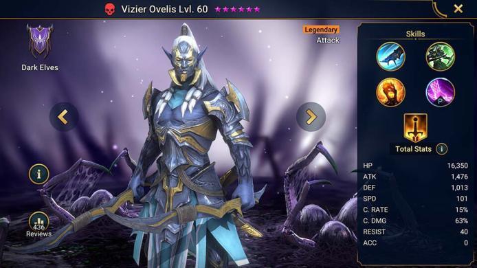 Vizier Ovelis