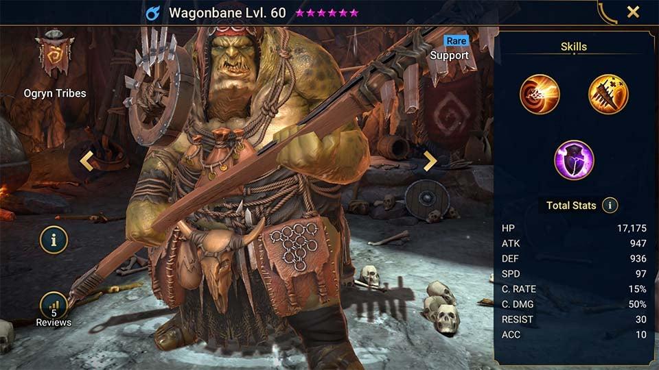 wagonbane