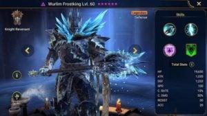 Wurlim Frostking