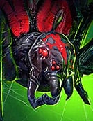 agreth the nether spider