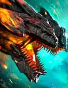kuldath the magma dragon