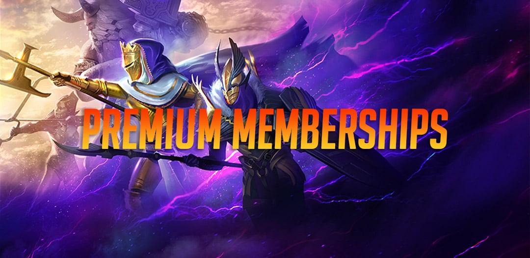 Premium-memberships
