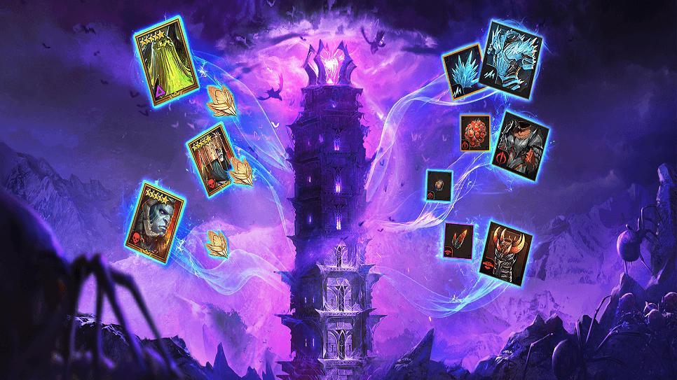 artifacts forge doom tower splash art