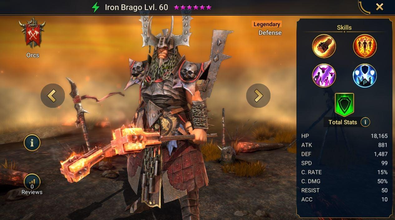 Iron Brago